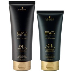 Schwarzkopf Bonacure Oil Miracle Pack Duo