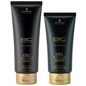 Schwarzkopf Bonacure milagro de aceite Duo Pack