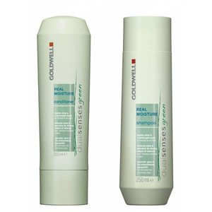 Goldwell Dualsenses Green Real Moisture Duo Pack