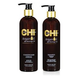CHI Argan Oil Duo Pack