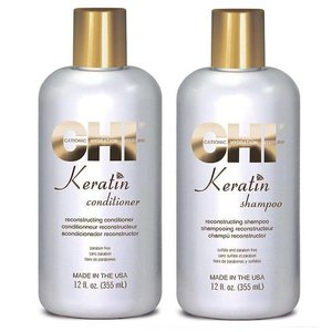 CHI Keratin Duo Pack