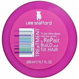 Lee Stafford Quebrando o tratamento do cabelo
