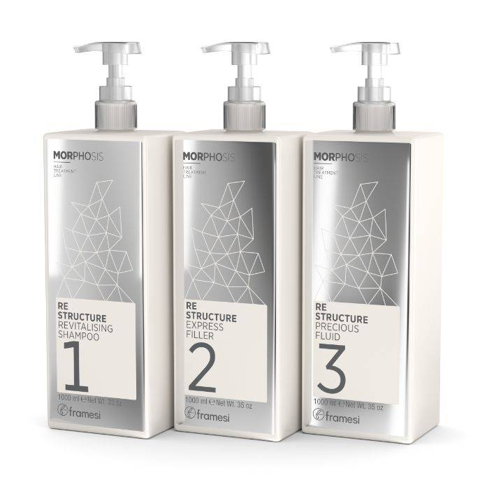 Framesi Morphosis Restructure Kit Hair And Beauty Online