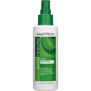 Matrix Total Results Curl Loose Waves