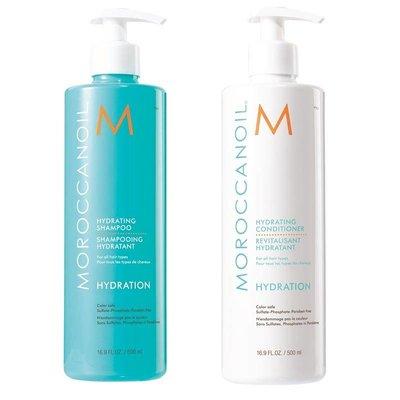 Moroccanoil Hydrating Shampoo & Conditioner Duo