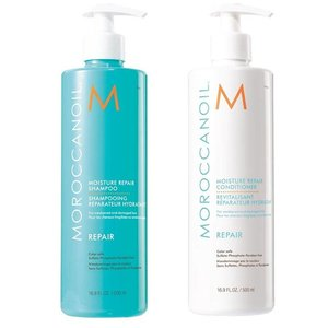 Moroccanoil Moisture Repair Shampoo & Conditioner Duo