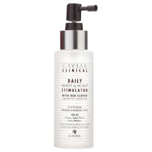 Alterna Caviar clinique quotidien Racine & Scalp Stimulator