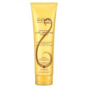 Alterna Bamboo Smooth Curls Anti Frizz Curl Defining Cream