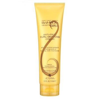 Alterna Bamboo Smooth Curls Anti Frizz Curl Defining Cream