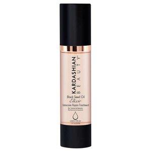 Kardashian Beauty Nero olio di semi di Elixir Trattamento intensivo di riparazione