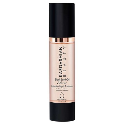 Kardashian Beauty Black Seed Oil Elixer Intensive Repair Treatment