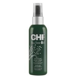 CHI Spray de aceite de árbol de té calmante del cuero cabelludo