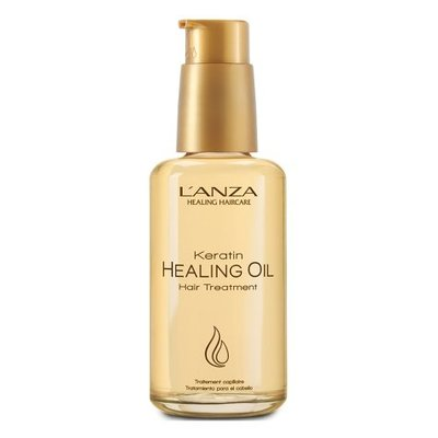 Lanza Keratin Healing Oil Hair Treatment