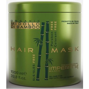 IMPERITY Organic Midollo Di Bamboo Mask