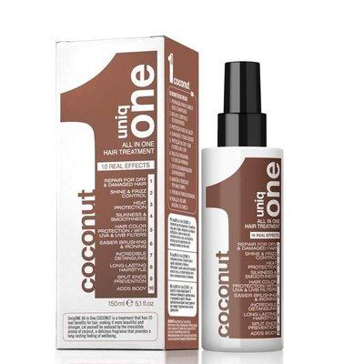 Uniq One All In One Hair Treatment noix de coco