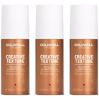 Goldwell Style Sign Texture Roughman 3 stykker