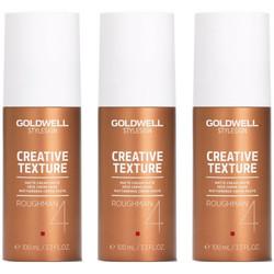 Goldwell Estilo de la señal de la textura Roughman 3 piezas
