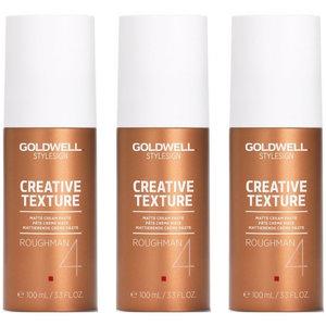 Goldwell Style Sign Texture Roughman 3 Stück