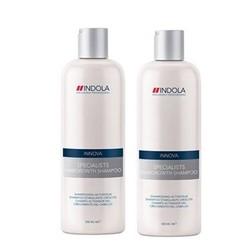 Indola Innova Specializzati crescita dei capelli Shampoo Duopack