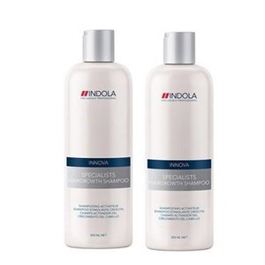 Indola Innova Spezialisten Hair Growth Shampoo Duopack