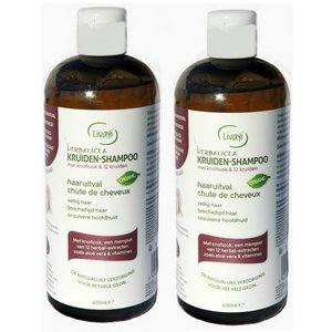 Herbalicea Garlic Shampoo 2 Pieces