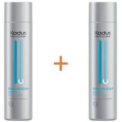 Kadus Sensitive Scalp Shampoo Duopack