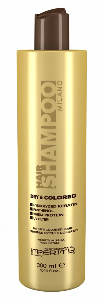 Milano Dry And Colored Hair Shampoo