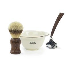 Barburys Shaving Black Wenge