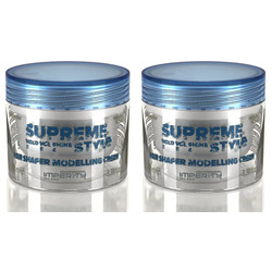 Imperity Style Supreme Shaper cheveux Modelling Wax Duopack