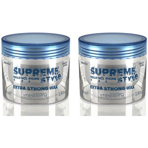 Imperity Supreme Art Extra Strong Wax Duopack