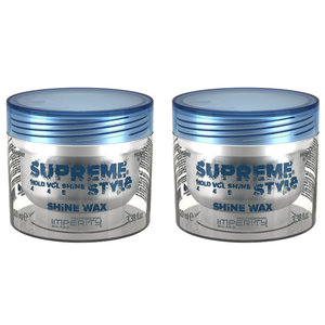 Imperity Supreme Style Shine Wax Duopack