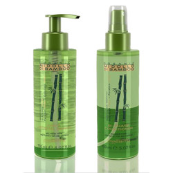 Imperity Organic Midollo Di Bamboo Bi-Phase Conditioner + Light Crystal Serum
