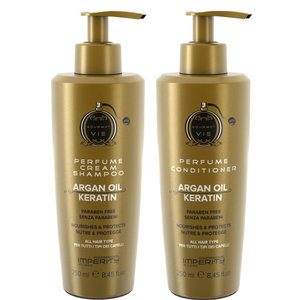 IMPERITY Gourmet Vie Perfume Cream Shampoo & Conditioner