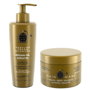 IMPERITY Gourmet Vie Perfume & Cream Shampoo Hair Mask