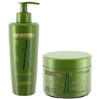 IMPERITY Organic Mi Dollo Di Bamboo Shampoo & máscara