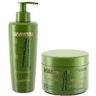 IMPERITY Organisk Mi Dollo Di Bamboo Shampoo & Mask