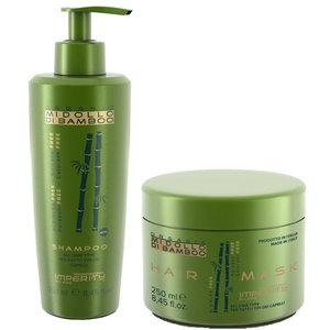 IMPERITY Organic Mi Dollo Di Bamboo Shampoo & Masque