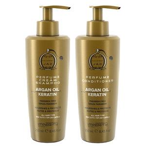 IMPERITY Gourmet Jad Parfum Cream Shampoo & Conditioner