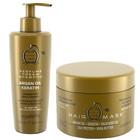IMPERITY Gourmet Jad Perfume & máscara Cream Shampoo Cabelo