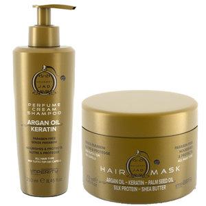 IMPERITY Gourmet Jad Parfüms & Cream Shampoo Hair Mask
