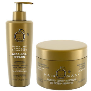 IMPERITY Gourmet Jad Perfume Cream Shampoo & Haarmasker