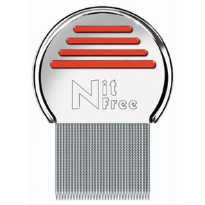 Nit Free Itchy Little animals lice comb