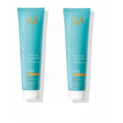 Moroccanoil Styling Gel Strong 180ml Duopack