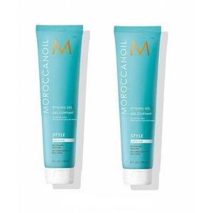 Moroccanoil Styling Gel Medium 180ml Duopack