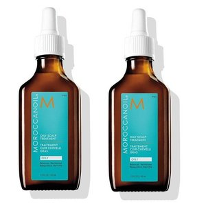 Moroccanoil Oily Scalp Treatment 45ml Duopack