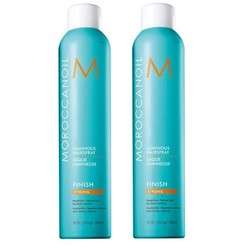 Moroccanoil Luminous Hairspray Strong 330ml Duopack