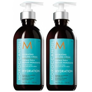 Moroccanoil Hydrating Styling Cream 75ml Duopack