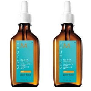 Moroccanoil Dry Scalp Treatment 45ml Duopack