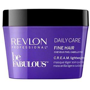 Revlon Be Fabulous Fine Daily Care Cream Lightweight Mask