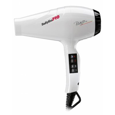 BaByliss Pro Bianco Ionic Haartrockner BAB6350IE